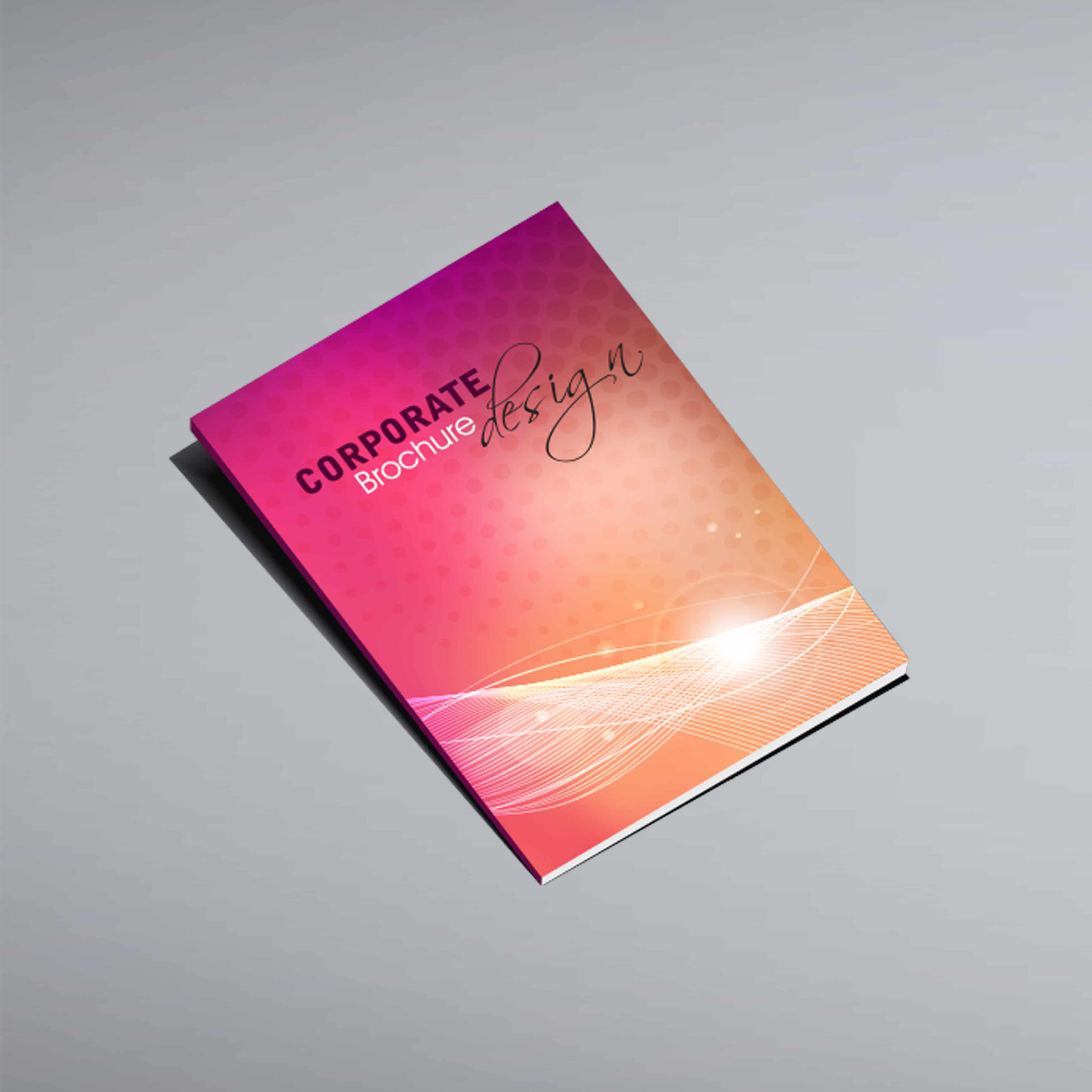 Greeting card printing printcall stapled brochure kristyandbryce Image collections