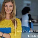 The Response of Millennials Proves That Directmail isn't dead!