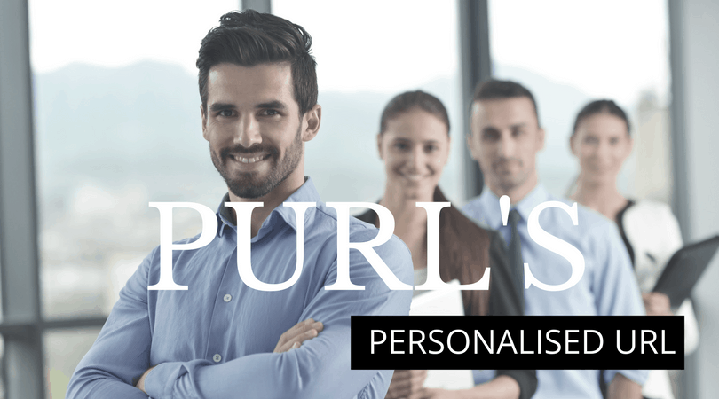 Why Personalisation might not be the keyword when it comes to PURLs