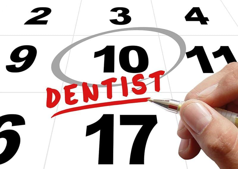 dental patient appointment